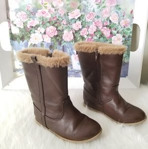 Old Navy Tall Brown Boots
